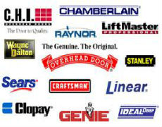 Brands of garage doors